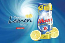 Mmmm lemon fresh